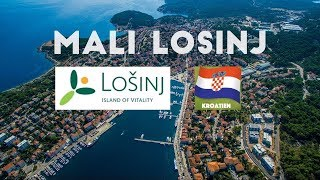 Mali Lošinj Kroatien Hotel Bellevue Hotel Aurora Camping Cikat Sommer 2018