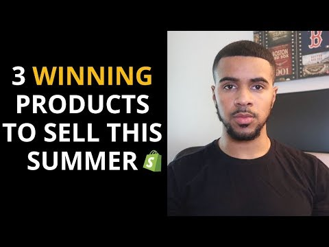 3 Winning Products You Can Sell In 2019 | Shopify Dropshipping thumbnail