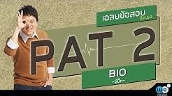 เฉลยข้อสอบ PAT2 (มี.ค.60) BY พี่บิ๊ก - WE BY THE BRAIN -