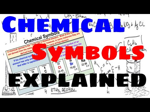 Chemical symbols explained youtube chemical symbols explained urtaz Image collections