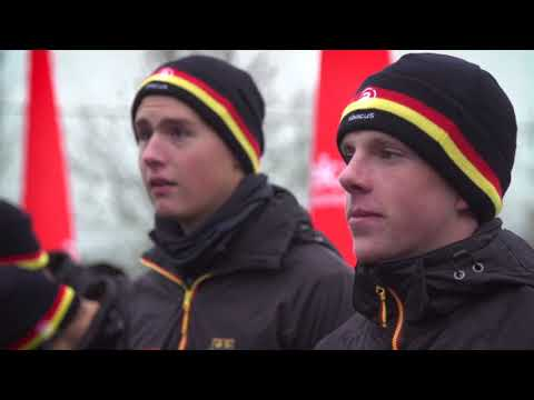 Saisonteaser Junior Team Germany