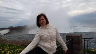 Niagara водопад