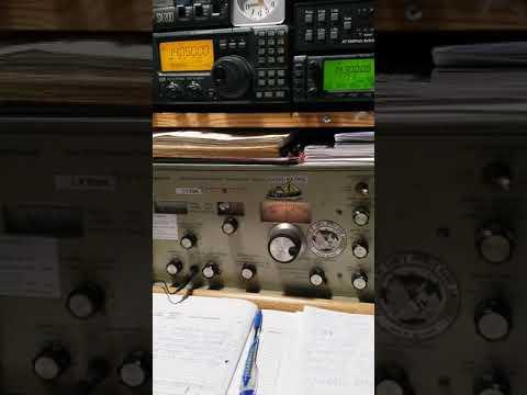 Radio Island Rikisutvarpid 207 kHz - Reykjavik (Radio Iceland Govt.)