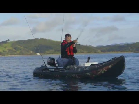 True Kit Inflatables - Ultimate Pack-Down Fishing Boats