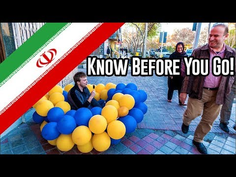 20 Things to Know before coming to Iran | Iran 2019 🇮🇷