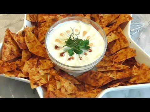 Tortilla Chips Rezept طريقة عمل شيبس تورتيلا Youtube