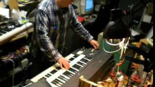 RARE Peavey Combo organ ! (Teisco dual manual mystery!)