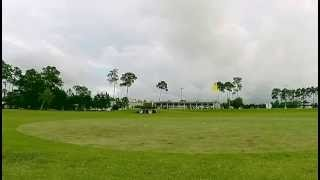 Flying Priest Helicopter Golf Ball Drop