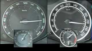 Skoda Octavia RS TDI 170 vs 140 PS acceleration
