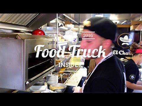 Food Truck Insider - El Charro's Food Truck
