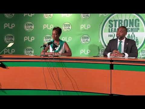 PLP Candidates: Jason Wade & Crystal Caesar, Aug 24 2020