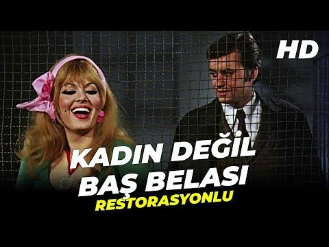 Kadın Değil Baş Belası | Türkan Şoray Eski Türk Filmi Tek Parça