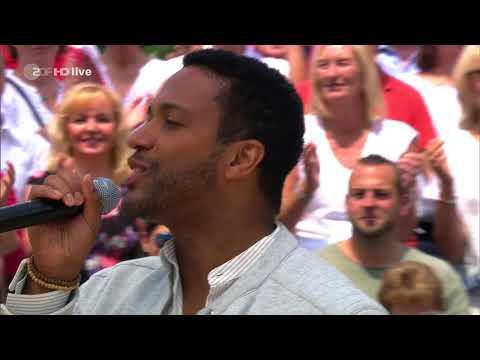 Cesar Sampson - Nobody But You - ZDF Fernsehgarten 24.06