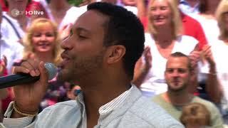 Cesar Sampson - Nobody But You - ZDF Fernsehgarten 24.06.2018