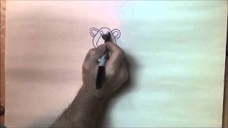 How to Draw Patterns to Wood Carve.7 (wood carving tips)