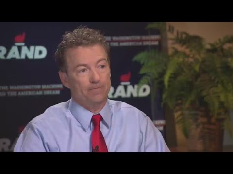 Sen. Rand Paul on gay marriage