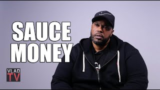 Sauce Money on Working on 'Reasonable Doubt' w/ Jay Z, Rapping on 'Bring It On' (Part 2)