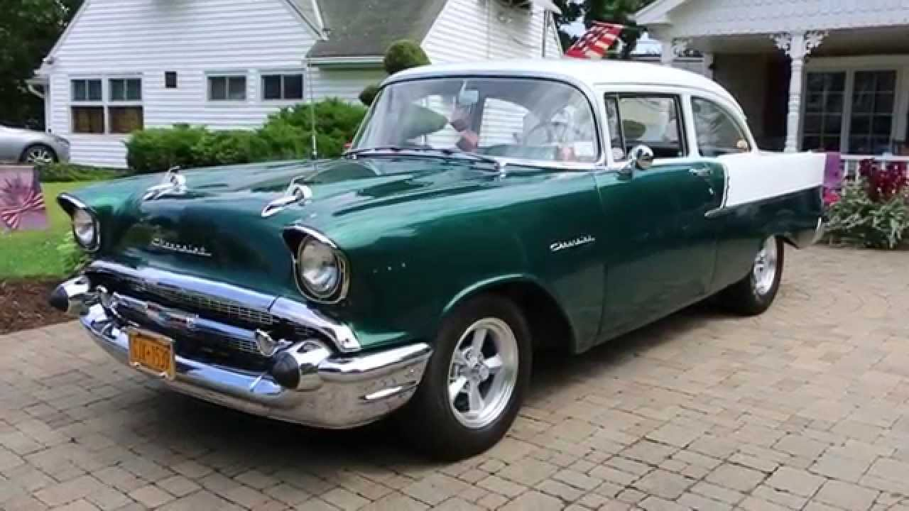 1957 chevy 150 2 door