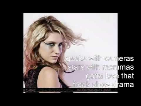 Ke$ha // Kiss Kiss - Hug Hug [Karaoke w/ background vocals and lyrics]