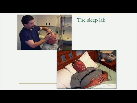 Sleep Disorders in Older Adults - Research on Aging