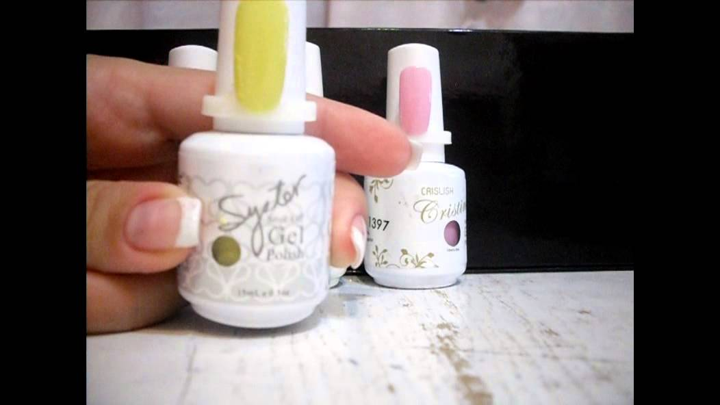 Gel Nail Polish Ebay - Creative Touch