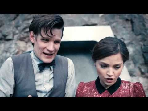 """DOCTOR WHO: Who are you, Clara? """"Journey to the Centre of the TARDIS"""" BBC AMERICA"""