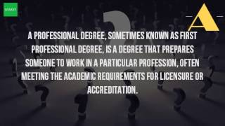What Is A Professional Degree?