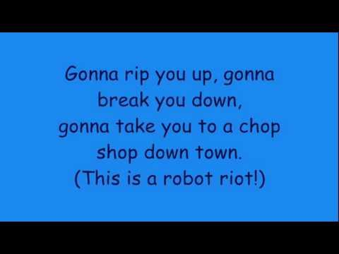 Download Phineas And Ferb - Robot Riot Lyrics (HD + HQ)