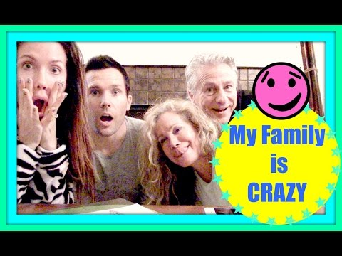 MY FAMILY IS CRAZY FUN! VACATION VLOG