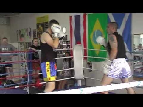 Steven MacQueen - Eilean Siar Muay Thai @ Inter Club Griphouse Glasgow