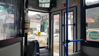 30-15번 마석역행 롯데마트~마석역