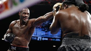 Stiverne Vs. Wilder: Round Seven - Showtime Championship Boxing