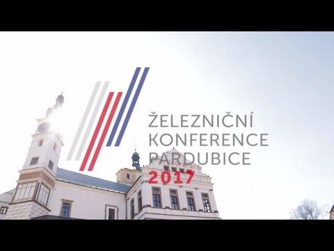 Tiskový brífink Železniční konference Pardubice 2017