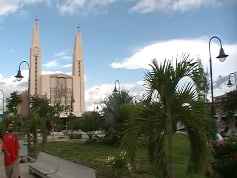 San Isidro del General Costa Rica Church