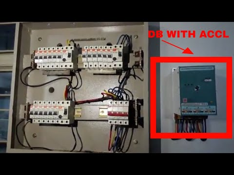 3 phase breaker box diagram three phase db installation with changeover switch mcb  three phase db installation with