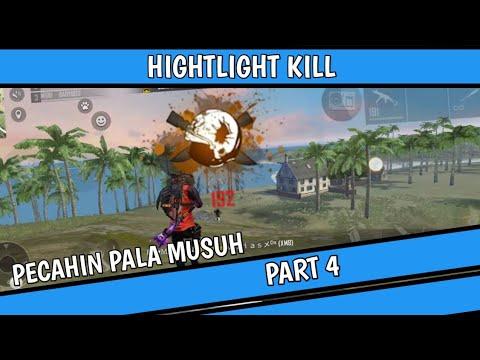[ HIGHTLIGHT ] KILL MONTAGE PART #4 || FREE FIRE BATTLEGROUND ||