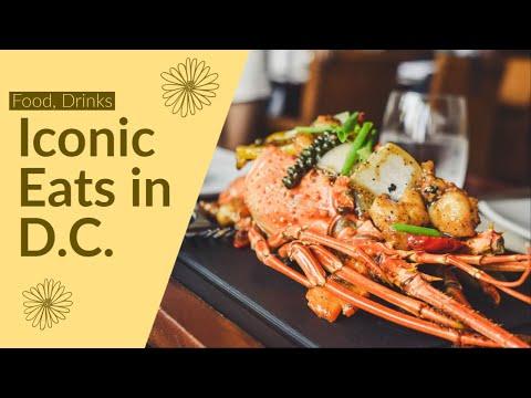 Must EAT Restaurants In DC | 202DC
