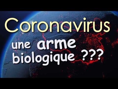 [TOP Secret] Coronavirus: une arme biologique