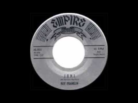 Roy Franklin And Group - Summer Sweetheart / Joni (Solo) - Empire 502 - 1959