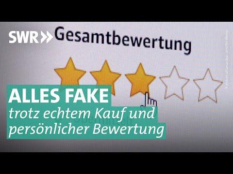 Fake-Bewertungen: So werden Amazon-Kunden getäuscht | Marktcheck SWR
