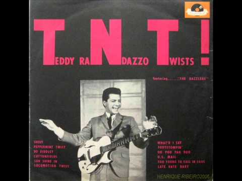 02  Teddy Randazzo   Cotton fields stereo
