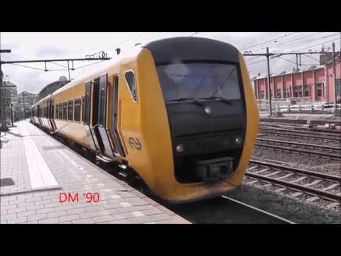 Meerijden met de machinist van Zwolle naar Enschede (zonder snelheidsmeter)