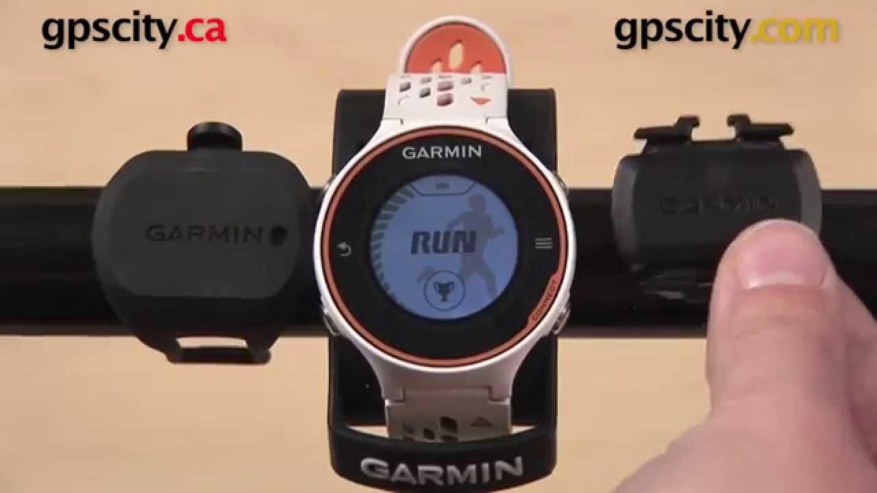 garmin forerunner 235 pairing instructions