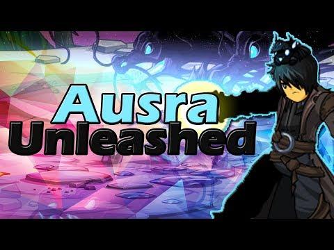 AQW: Ausra Account Unleashed!