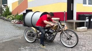 Harley-Davidson WLA 750 Complete Custom