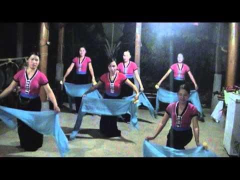 Mai Châu - Hòa Bình. Múa hát dân ca Tây Bắc. Phần 2