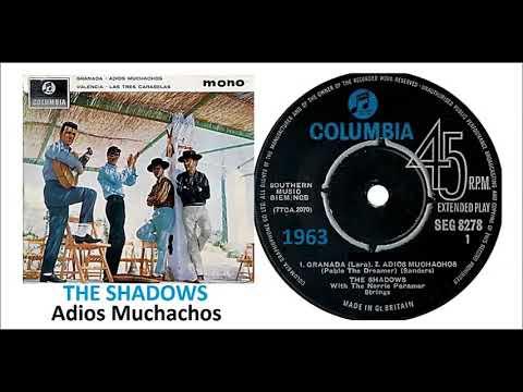 The Shadows - Adios Muchachos 'Vinyl'