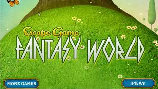 Escape Game Fantasy World WalkThrough - FirstEscapeGames