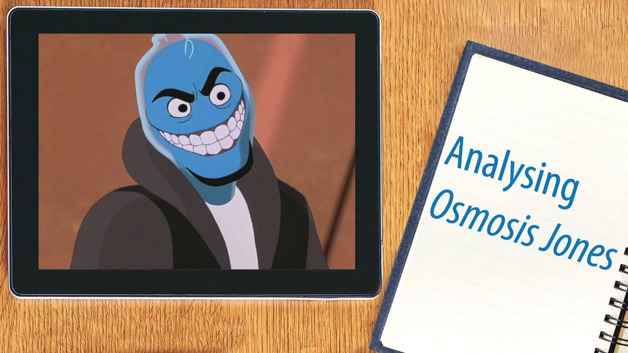 what is the meaning of osmosis in osmosis jones