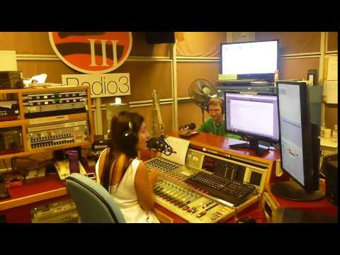 Radio Interview on HK Radio 3 Part 2   Kowloon Tong   Hong Kong   August 2015